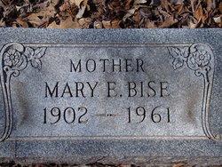 Mary Edna <I>Ogdon</I> Bise