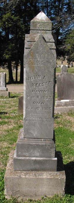 John A. Keesee