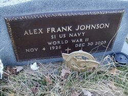 Alex Frank Johnson
