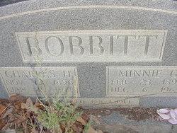 Charles Homer Bobbitt