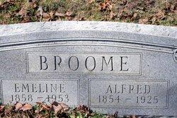 Emeline <I>Sumrall</I> Broome