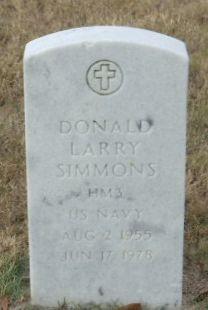 Donald Larry Simmons