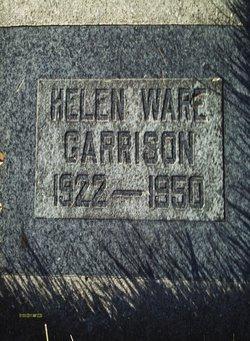 Helen <I>Ware</I> Garrison