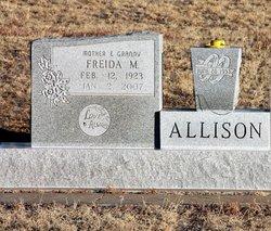 Freida Mae <I>Smith</I> Allison