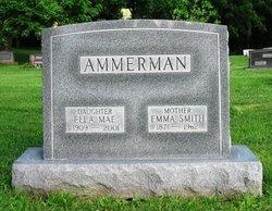 Laura Emma <I>Smith</I> Ammerman