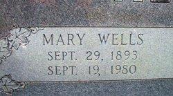 """Mary Marghany """"Dane"""" <I>Wells</I> Allen"""