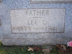 Oscar Lee Marshall