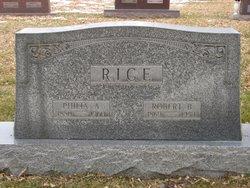 Robert B Rice