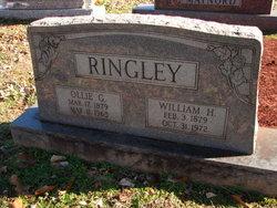 Ollie Gertrude <I>Fowler</I> Ringley