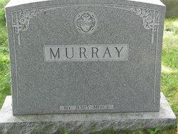 Mary E <I>Murray</I> McCrea