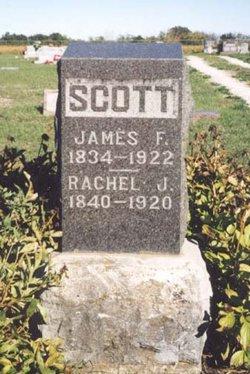"Rachel Jane ""Pink"" <I>Ellis</I> Scott"