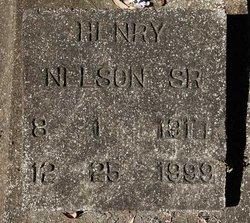 Henry Nelson, Sr