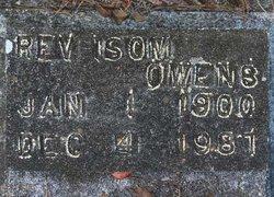 Rev Isom Owens