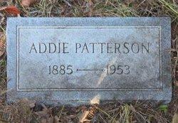 Addie Patterson