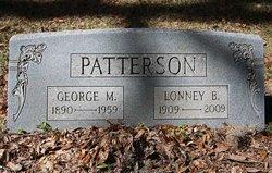 George M Patterson