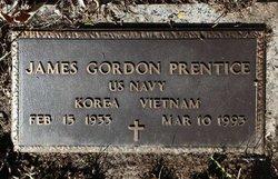 James Gordon Prentice