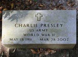 Charlie Presley