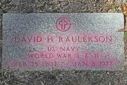 David H Raulerson