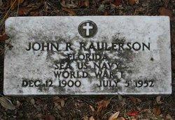 John Raymond Raulerson
