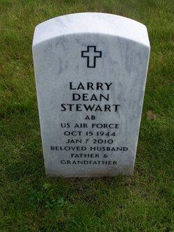 Larry Dean Stewart