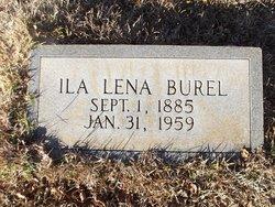 Ila Lena <I>Wilbanks</I> Burel