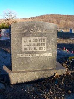 """James Andrew """"Jim"""" Smith"""