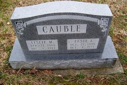 Elsie I <I>McKinley</I> Cauble