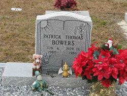 Patrick Thomas Bowers