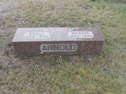 Maggie L <I>Fries</I> Arnold
