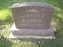 Garnet E. Botkin