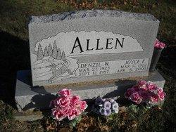 Denzil Wayne Allen