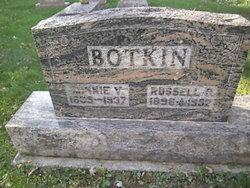 Minnie V. Botkin