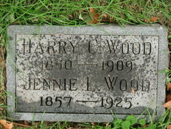 Harry C Wood