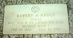 Rupert Adrian Redus