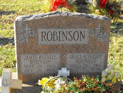 """James Russell """"King"""" Robinson"""