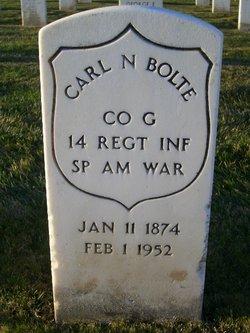Carl N Bolte