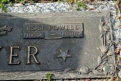Rose <I>Powell</I> Boyer