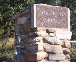 Bear Butte Cemetery