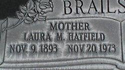 Laura Maud <I>Hatfield</I> Brailsford