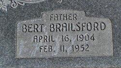 Bert Brailsford