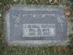 James Dunster