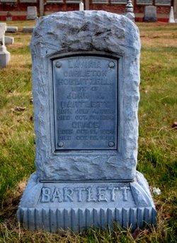 Lavinia Carleton <I>Hoblitzell</I> Bartlett