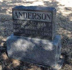 Clara P. Anderson