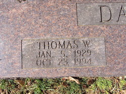 Thomas W. Daft