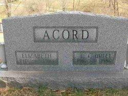 "Earnest C. ""Bill"" Acord"