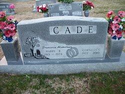 Cornelia C <I>Crabtree</I> Cade