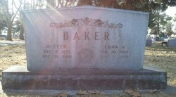 Edna Catherine <I>Hatch</I> Baker