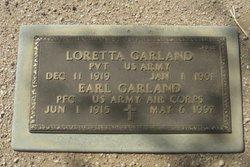 Loretta Garland
