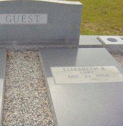 """Elizabeth B """"Libby"""" Guest"""