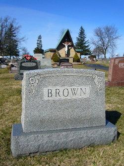 Anna Mary <I>Gabriel</I> Brown